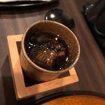 旬彩 天ぷら 心来(しんら) - ヒレ酒