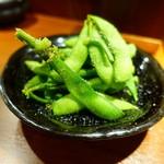 八真人 - 枝豆 280円
