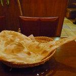 フンザダルバル - クエタセットのナン