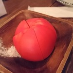 きたで温泉 - フルーツトマト