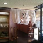 京料理・割烹 洛々 - ホテル内からの入口です♪