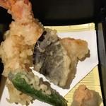 割烹ゐの上 - 天ぷら