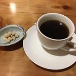 割烹ゐの上 - コーヒー@540円