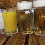 和ちゃん食堂 - ドリンク写真:ビールとジュース