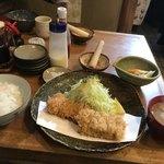 79853726 - 特ヒレかつ定食(2260円)