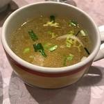 タイ ラック タイ - このスープが美味!