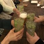 SEA GREEN CAFE -