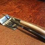 SETTE COLLI - スカルペリアの肉切りナイフ