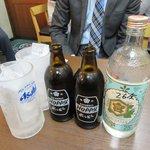 亀善 - キンミヤボトル&ホッピー