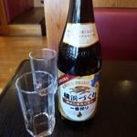焼肉屋豪気 - ドリンク写真:瓶ビ-ル