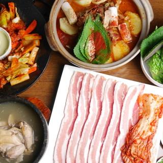 本格焼肉&韓国料理をリーズナブルに楽しめる焼肉店◎