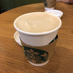 スターバックス・コーヒー - ソイラテのアップ