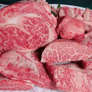 【A5ランク】とろけるような上質なお肉は芸能人もお気に入り♪
