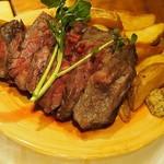上野テラス - 「牛ハラミ肉のグリル」