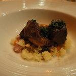 ビストロ オランジュ - 背肉の煮込み