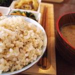 HAO - ご飯とお味噌汁