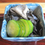 7986153 - 岩茸の酢の物¥300