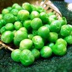 蓑笠庵 - ウマウマ豌豆豆