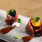 79863709 - 炙り肉寿司