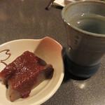 MAD HOUSE ひろ - チャージは500円。芋湯を頂きました。