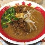ラーメン東大 - 料理写真:徳島ラーメン〈並〉680円 (税込) ニンニクあり