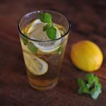 SAUSAGE  FEST - Lemon tea brandy