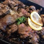 テッパン トクトク - お肉はけっこう良いものを使っている感じです。