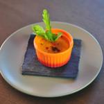 SAUSAGE  FEST - Foei gras Crème brûlée