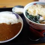 うどんの青山 - 料理写真:
