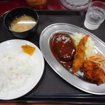 レストラン ポパイ - No.4 ¥850-