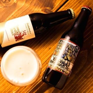 クラフトビールはじめました!