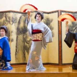 江戸以来の伝統を誇る、最高の接待「お座敷遊び」