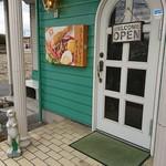 OSten - 外観(入口)