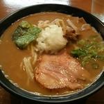 喜元門 - 料理写真:真空そば(860円)