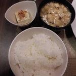木村洋食店 - ご飯も美味しい♪