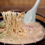 一蘭 - 麺リフト