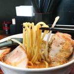 ねじ式 - 麺リフトアップ