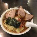 蓬来軒 - チャーシュー麺 大盛 ¥1,150