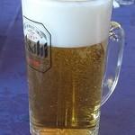 ノースショアカントリークラブ - ビールは欠かせません