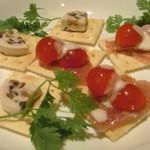 エターナル - チーズ盛り