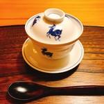 79878506 - ★8.5鱈の白子の茶碗蒸し