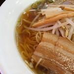 海味亭 - 料理写真:醤油ラーメン