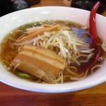 海味亭 - 醤油ラーメン
