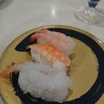はま寿司 - なんだかよろよろしてる?