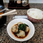 麺屋遊膳 - 四川水餃子♪