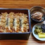 竹駒 - うな重定食