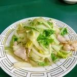 79882907 - 白菜炒め