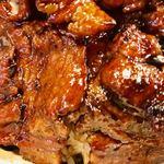 79886263 - お肉は照りがあり美味しそうです【料理】