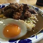 かつき 梅津カレー - 料理写真:カツカレー