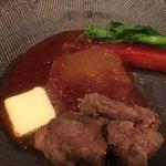 雄三郎 - 神戸ビーフのおでん